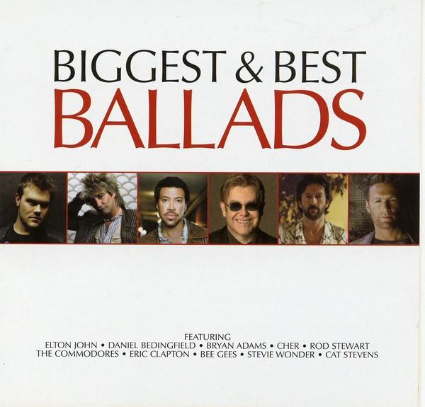 VA - Biggest and Best Ballad 1