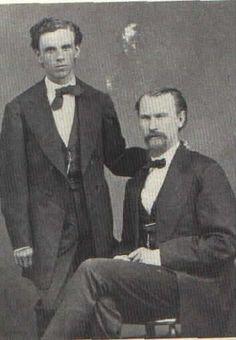 Лоренс Мерфи и Джеймс Долан . Источник: pinterest.com<br>
